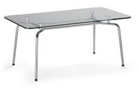 stół szklany HELLO Duo table GL